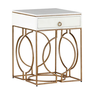 GBH Cedric Side Table - 13 Hub Lane   |  Side/Accent Table