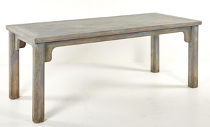 "Sienna 76"" Dining Table/Desk - 13 Hub Lane   