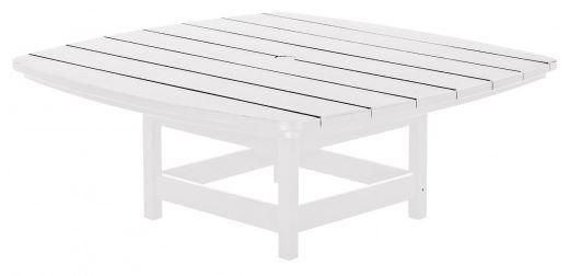 Outdoor Adirondack Conversation Table PI - 13 Hub Lane   |  Coffee Table