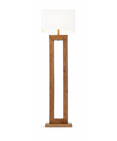 Modena Wood Floor Lamp