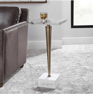 Campeiro Drink Table - 13 Hub Lane   |  Side/Accent Table