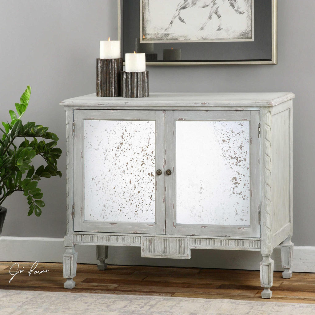 Okorie Cabinet - 13 Hub Lane   |  Accent Cabinet