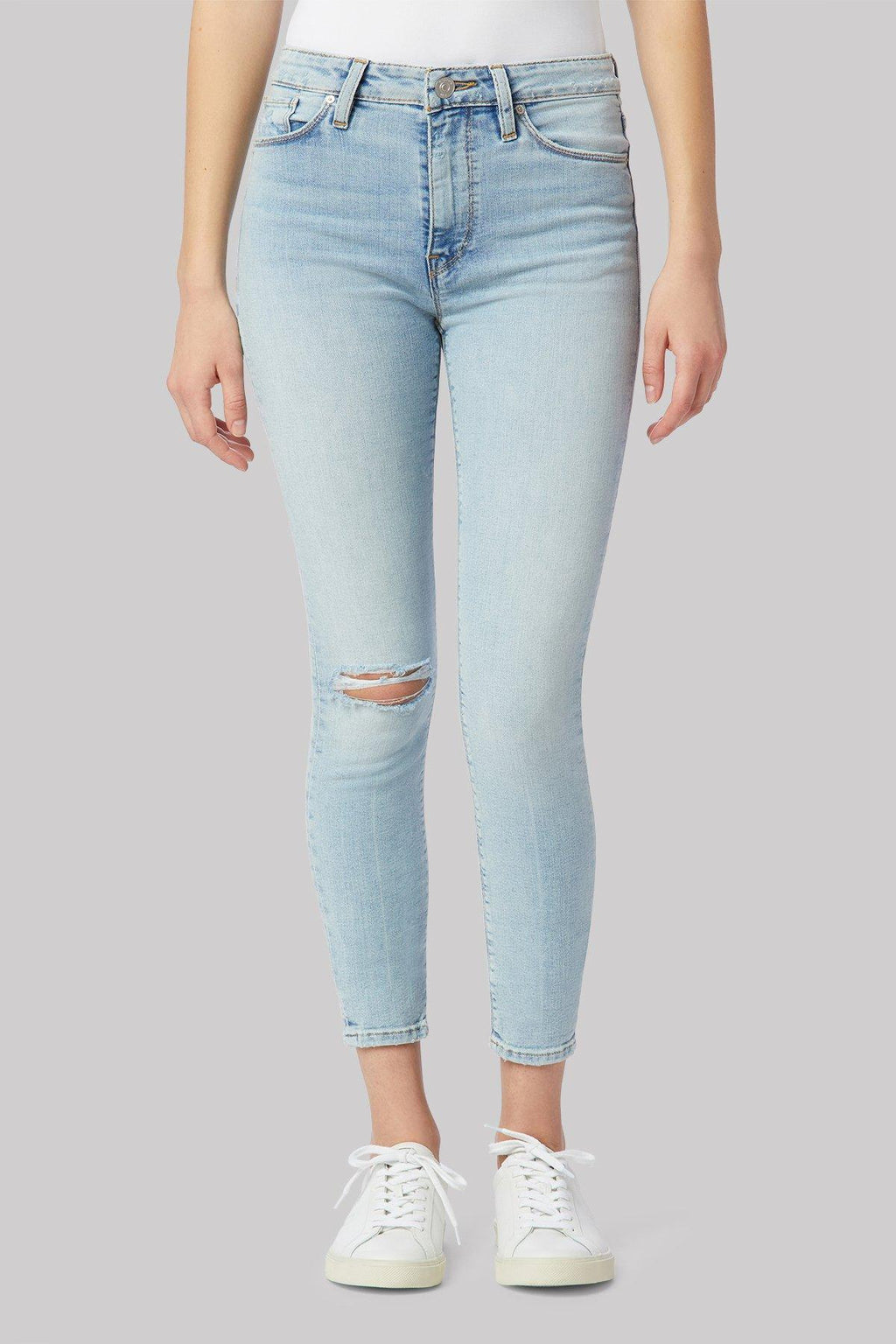Hudson Barbara High-Rise Super Skinny Crop Jean - 13 Hub Lane   |
