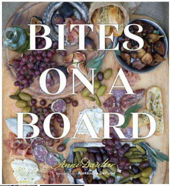 Cookbook GISM Bites on a Board