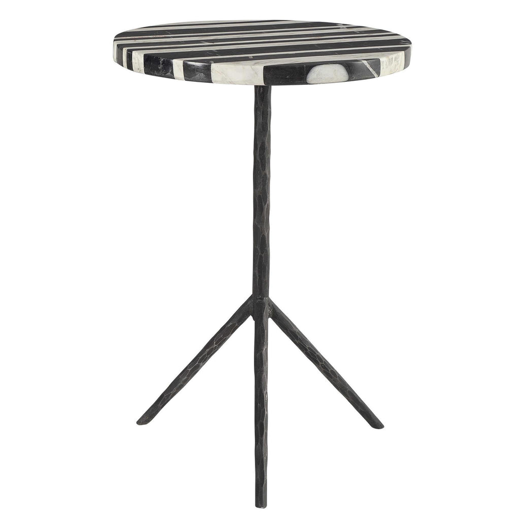 Fine Line Accent Table - 13 Hub Lane   |