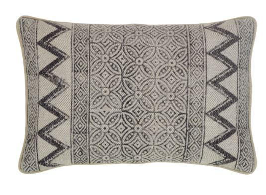 Pillow IH Print On Wool