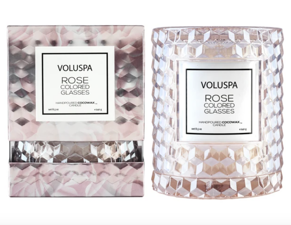 Voluspa 8.5 oz. Cloche Candle - 13 Hub Lane   |  Candle