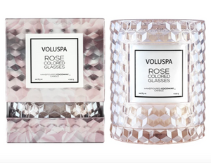 Voluspa 8.5 oz. Cloche Candle