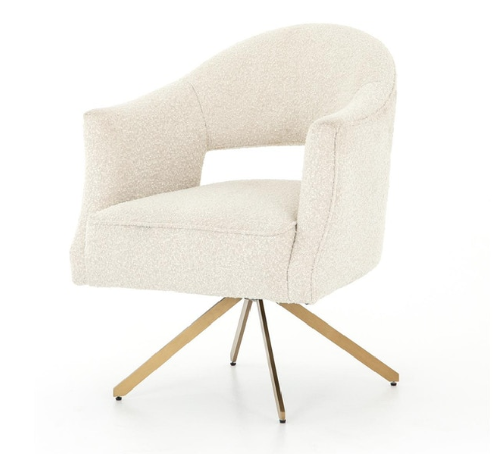 Adara Desk Chair - 13 Hub Lane   |  Chair