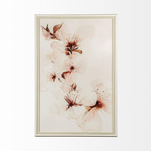 Watercolor Blossoms II - 13 Hub Lane   |