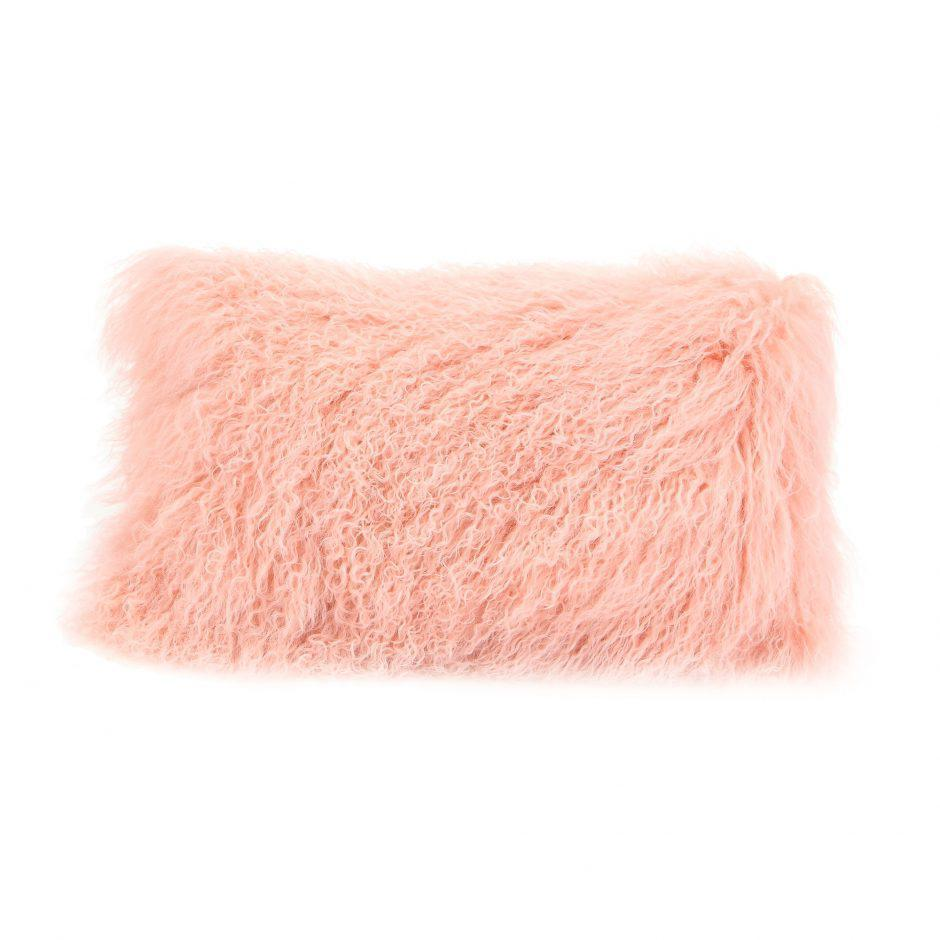 Lamb Fur Pillow - 13 Hub Lane   |