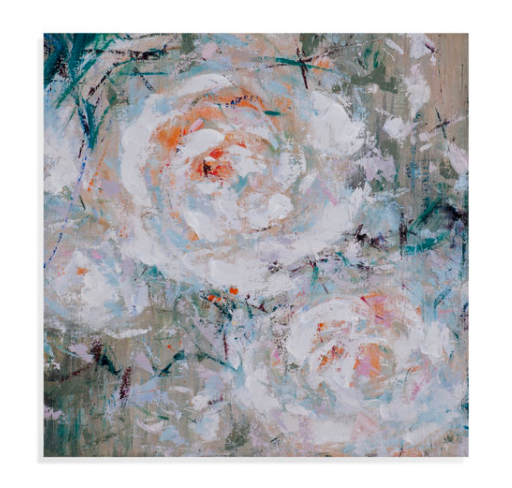 Abstract Flower Garden - 13 Hub Lane   |