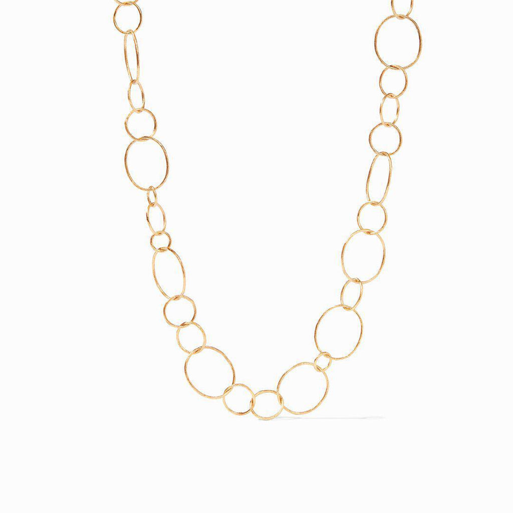 Julie Vos Colette Textured Necklace - 13 Hub Lane   |