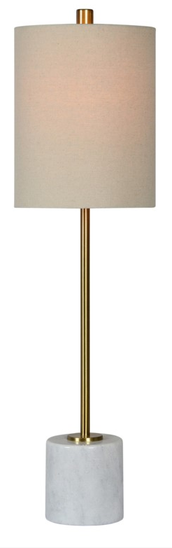 Zola Buffet Lamp - 13 Hub Lane   |  Table Lamp