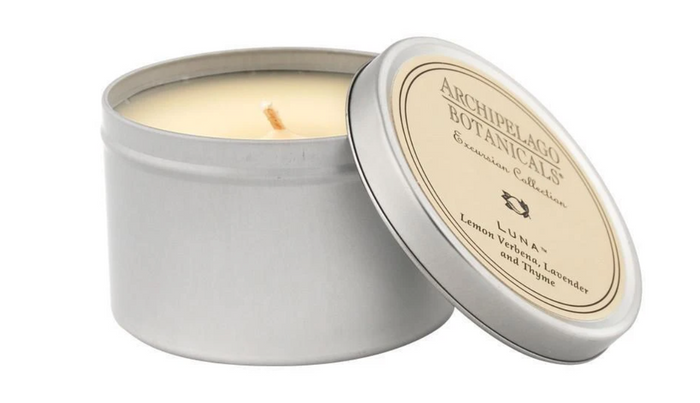 Archipelago Luna Travel Tin 5.9 oz. Candle