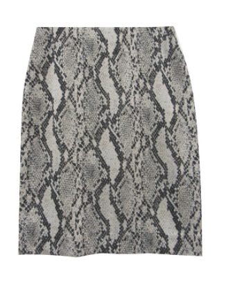 Knit Jacquard Skirt - 13 Hub Lane   |  Skirt