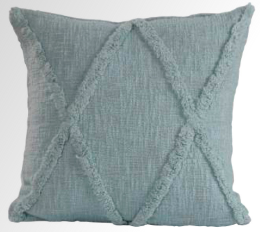 Double X Pillow - 13 Hub Lane   |  Decorative Pillow