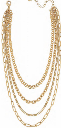 Necklace CANV Layered Anaise