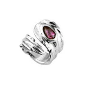 Look At Me Swarovski Ring - 13 Hub Lane   |