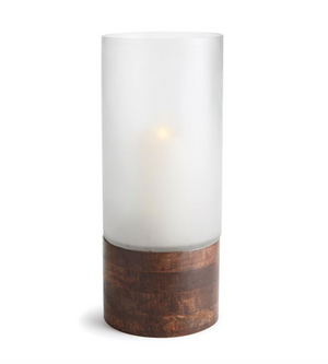 Clair De Lune Hurricane Candle Holder - 13 Hub Lane   |  Candle Holder