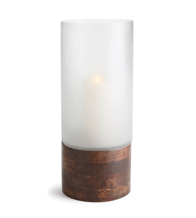 Clair De Lune Hurricane Candle Holder