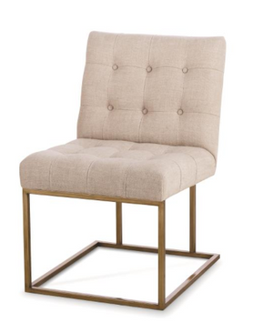 Kendall Metal Side Chair - 13 Hub Lane   |  Chair