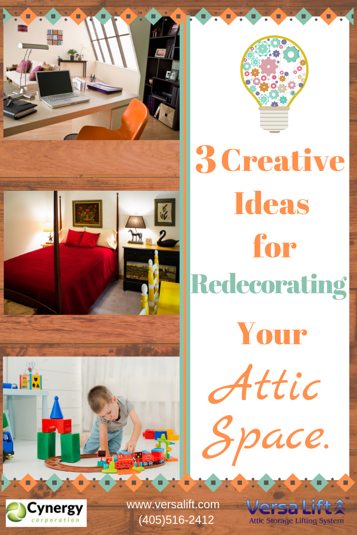 Three Creative Ideas for Redecorating Your Attic Space ...