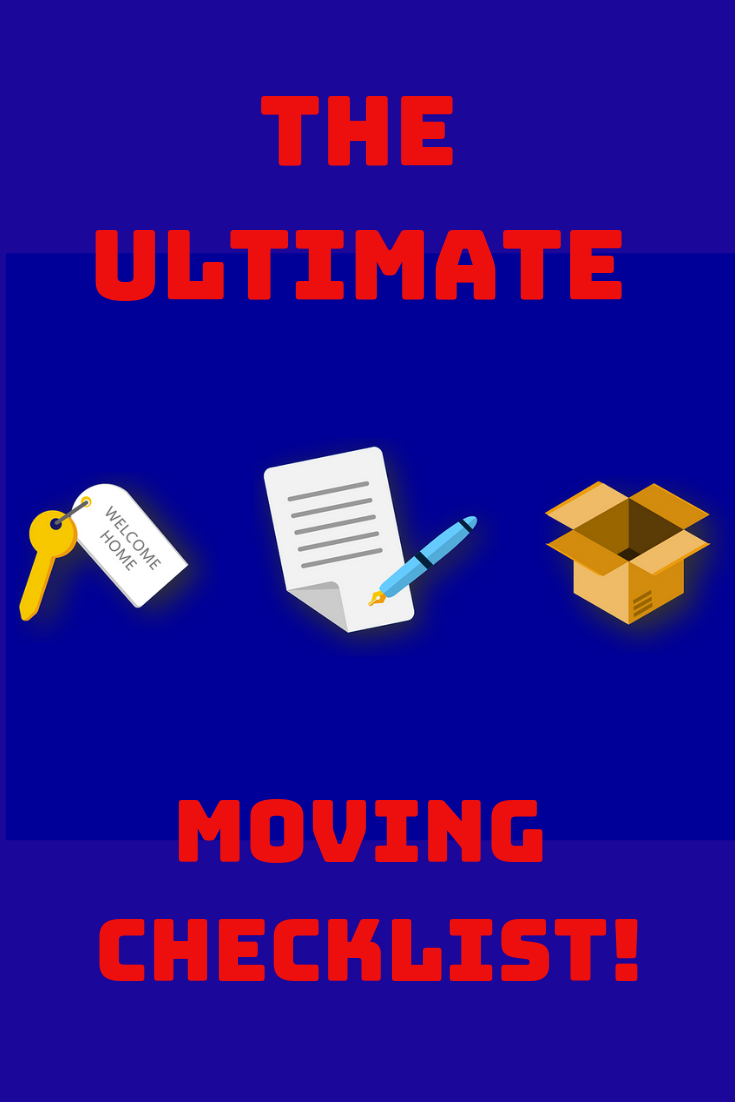 ultimate moving checklist – versaliftsystems