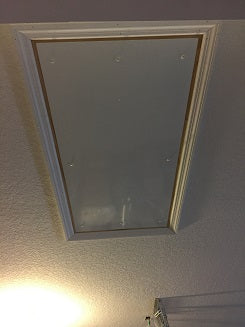 garage ceiling lift cover
