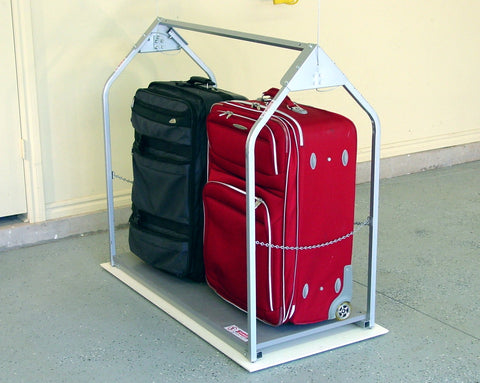 Versalift with Luggage
