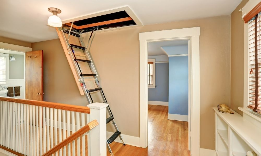 The Dangers of Attic Stairs and Pull-Down Ladders