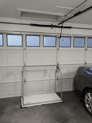 Garage installed VersaLift