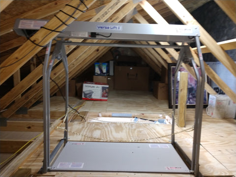 Attic View of VersaLift