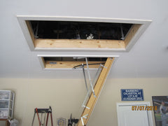 VersaLift and attic stairs openings SC