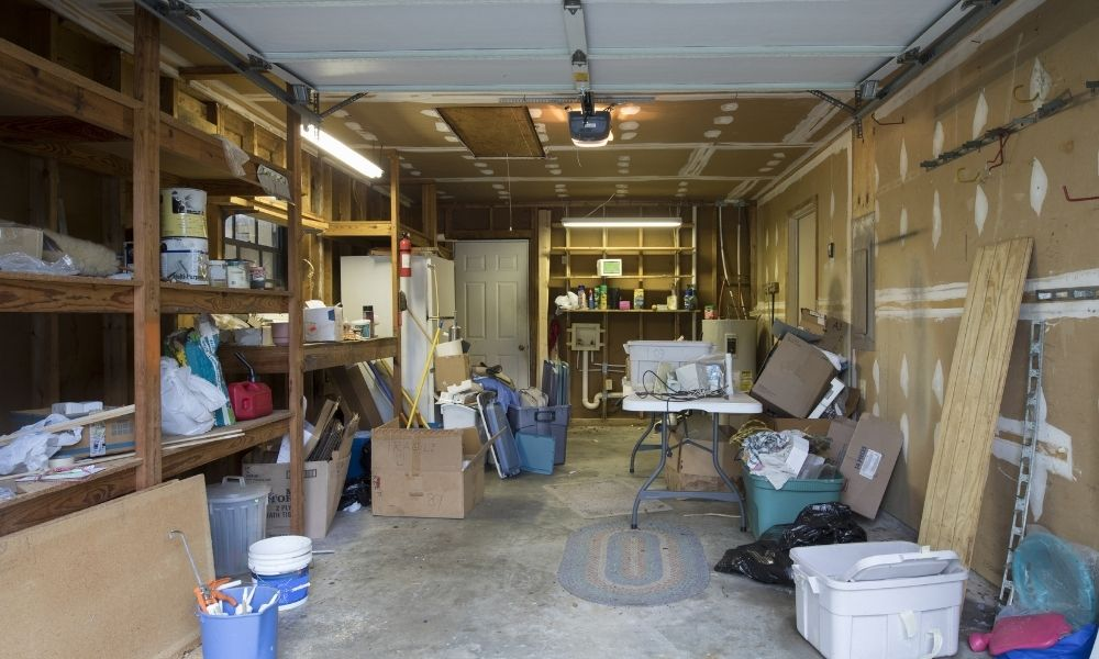 Top Warning Signs Your Garage Is Too Cluttered