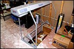 attic lift stand alone