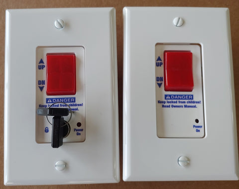 switches for M series Versalift