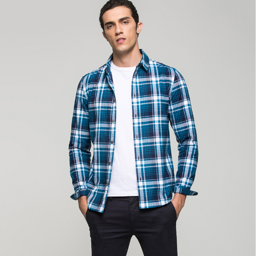 Multicolor plaid  Casual Shirts - Linzh Store