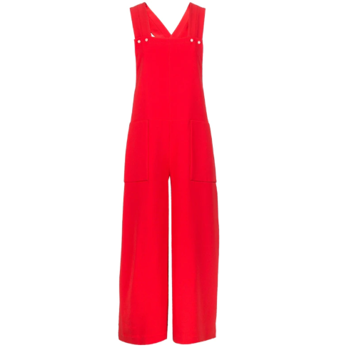 Suspender Jumpsuit American style - Linzh Store