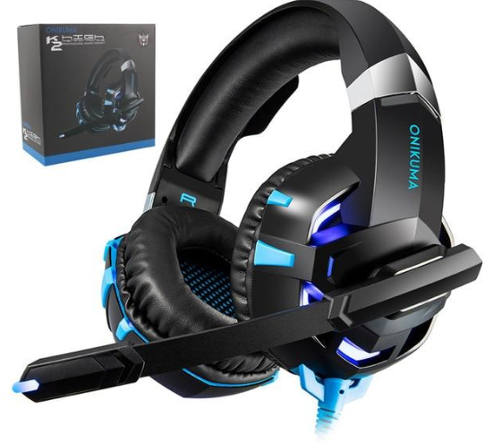 Gaming Headset LED Lights - Linzh Store