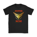 Women's T-Shirt Super Mom - Linzh Store