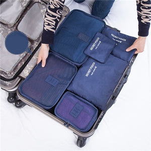Travel Bag Packing - Linzh Store
