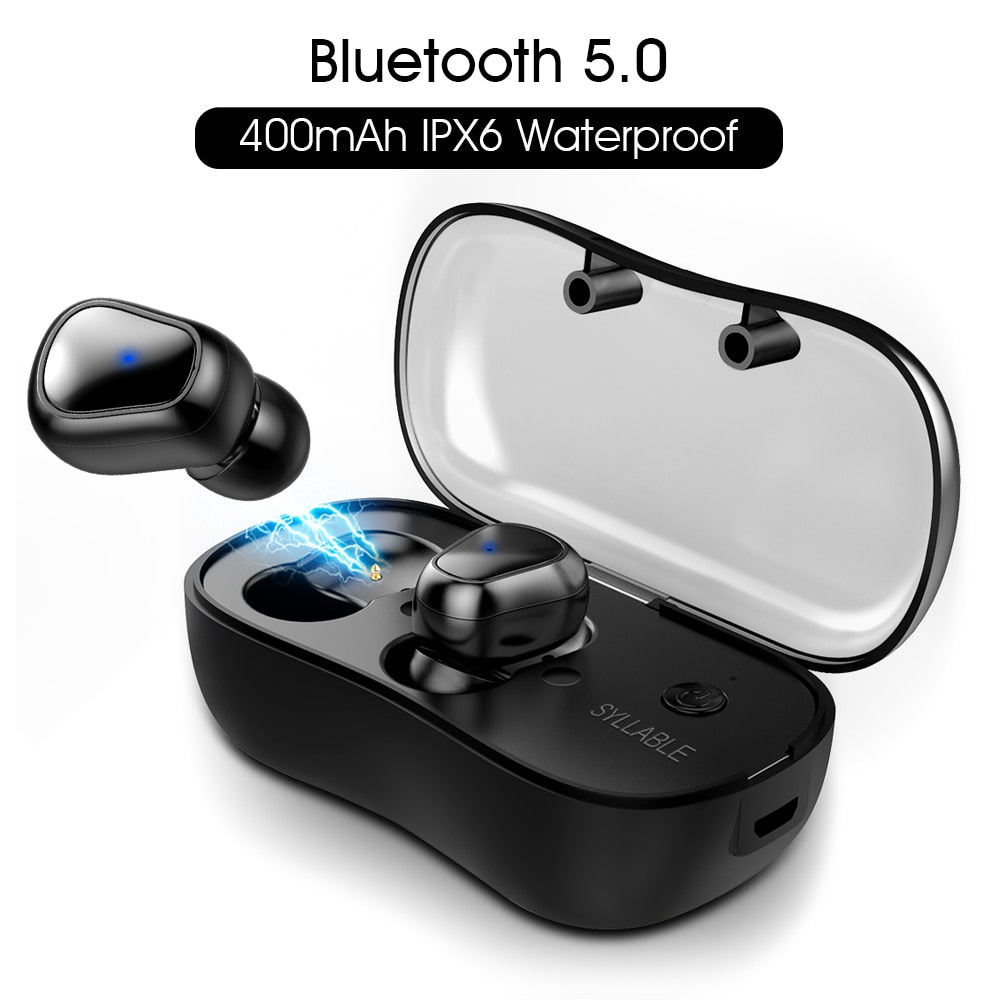SYLLABLE D900P TWS Bluetooth Earphones - Linzh Store