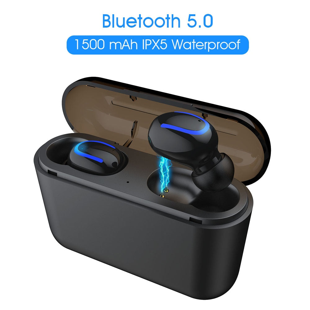 SYLLABLE HBQ-Q32 Bluetooth Earphones V5.0 - Linzh Store