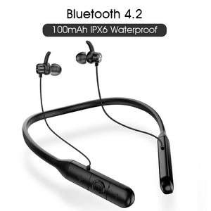 "SYLLABLE Bluetooth Earphones ""bluetooth V4.2"" - Linzh Store"