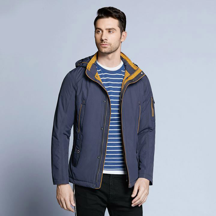 Spring Casual Jacket for Man - Linzh Store