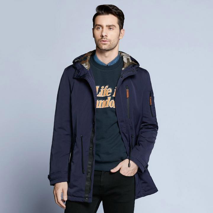 Casual Jacket For Spring - Linzh Store