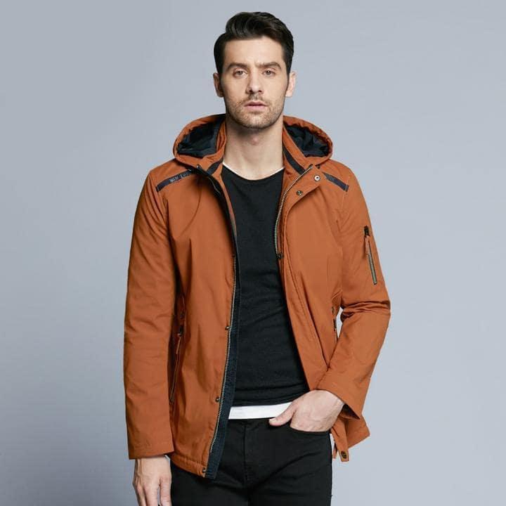 Casual Spring Business Men's Jacket - Linzh Store