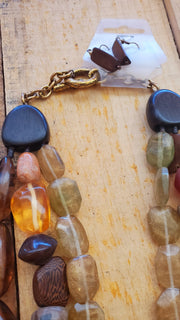 Semi-Precious Necklace