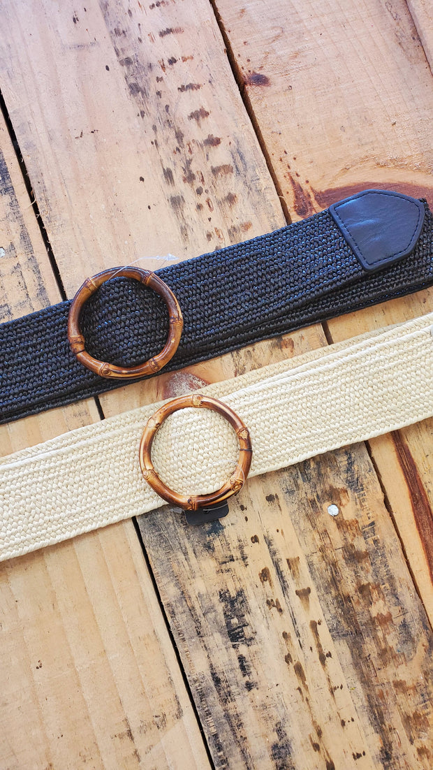 High Waist Fashion Stretch Belt
